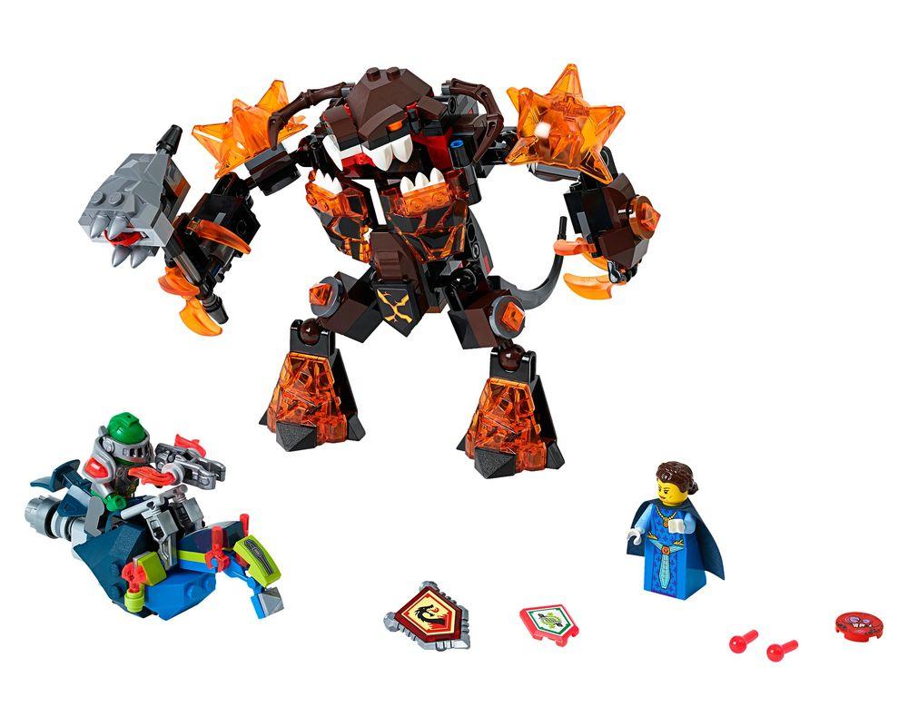 LEGO Set 70325-1 Infernox Captures The Queen (LEGO - Model)