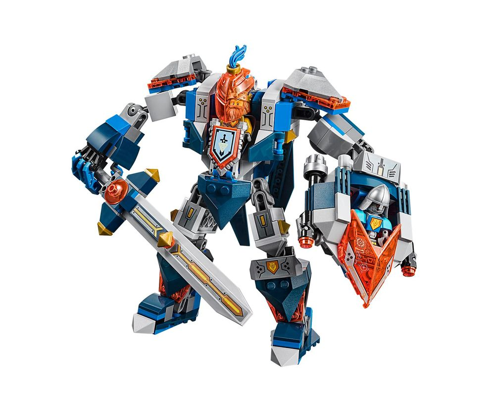 LEGO Set 70327-1 The King's Mech
