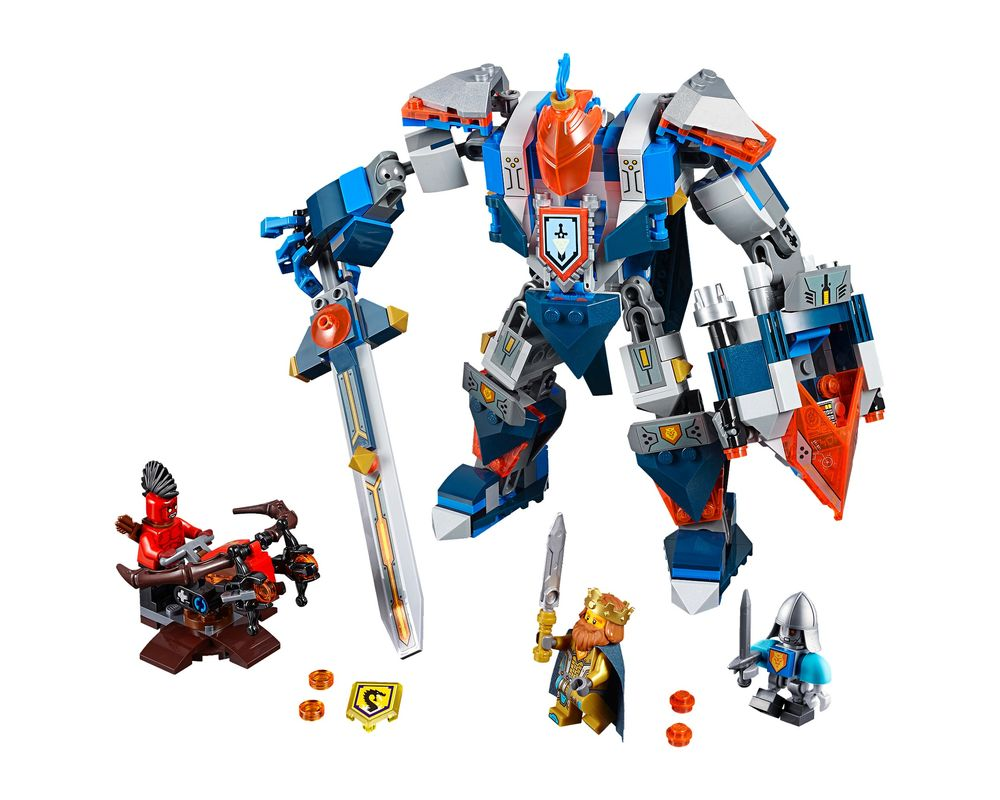 LEGO Set 70327-1 The King's Mech (Model - A-Model)