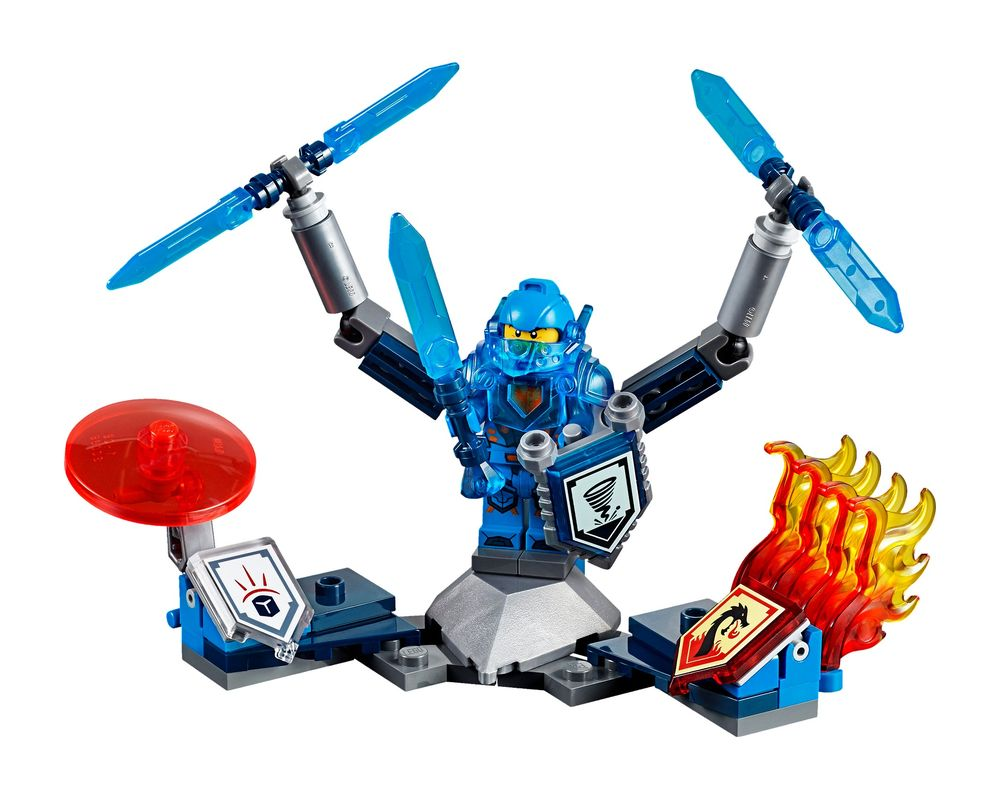 LEGO Set 70330-1 Ultimate Clay (Model - A-Model)