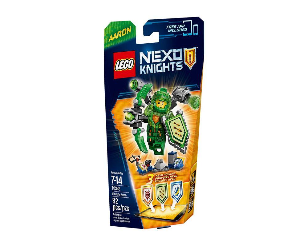 LEGO Set 70332-1 Ultimate Aaron