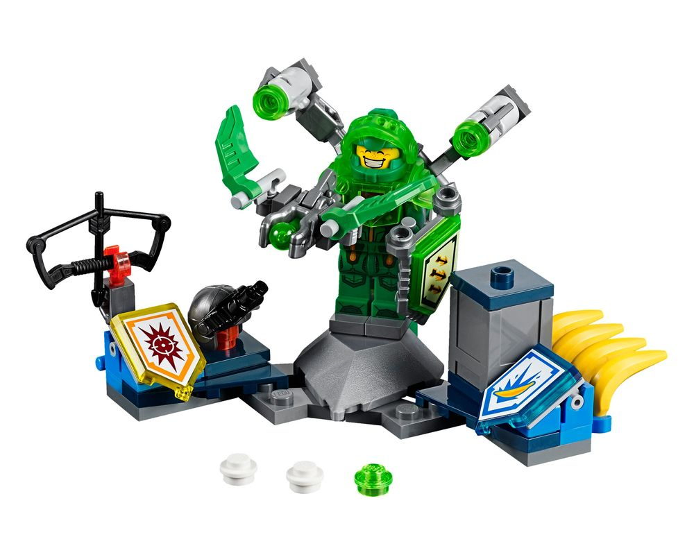 LEGO Set 70332-1 Ultimate Aaron (LEGO - Model)
