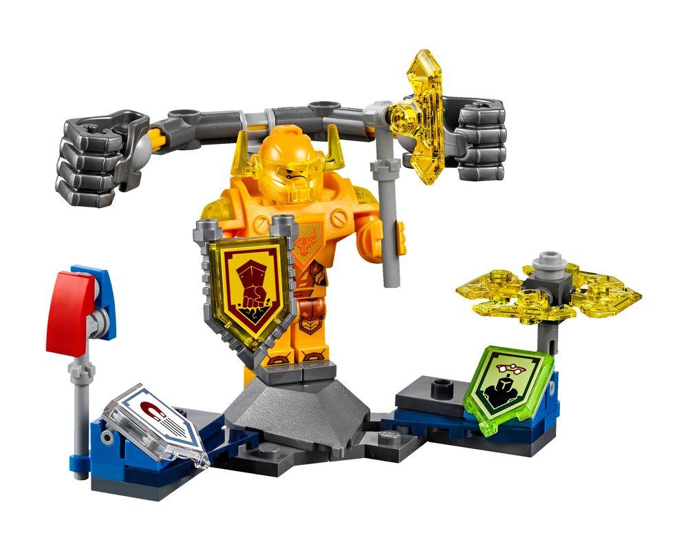 LEGO Set 70336-1 Ultimate Axl (LEGO - Model)