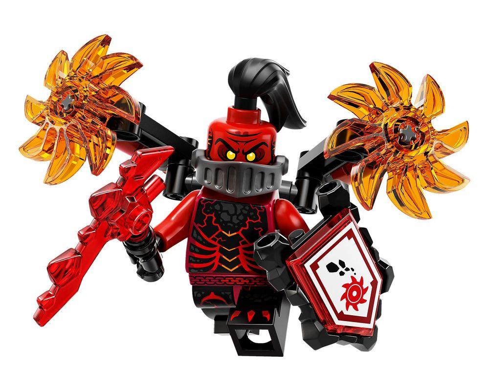 LEGO Set 70338-1 Ultimate General Magmar