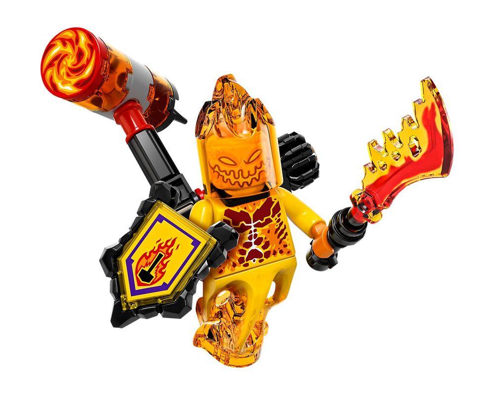 LEGO Set 70339-1 Ultimate Flama