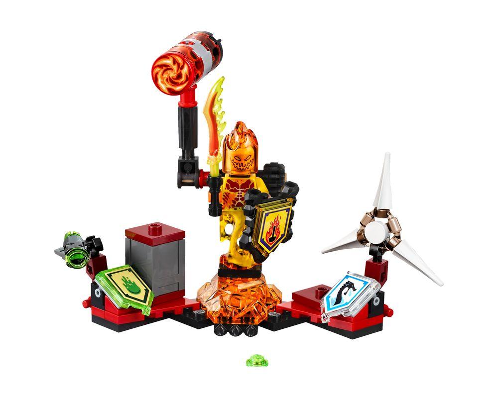 LEGO Set 70339-1 Ultimate Flama (LEGO - Model)