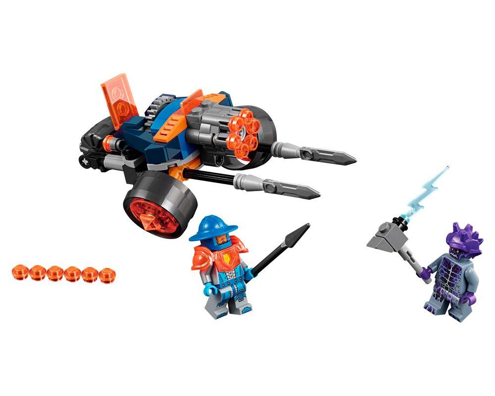 LEGO Set 70347-1 King's Guard Artillery (LEGO - Model)