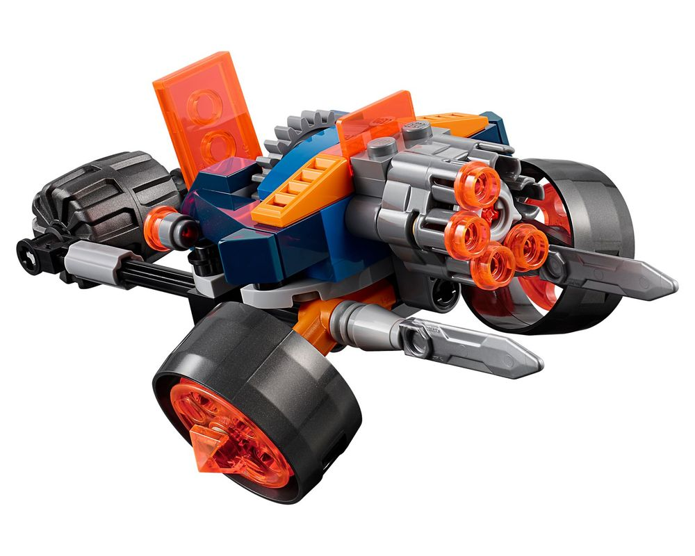 LEGO Set 70347-1 King's Guard Artillery