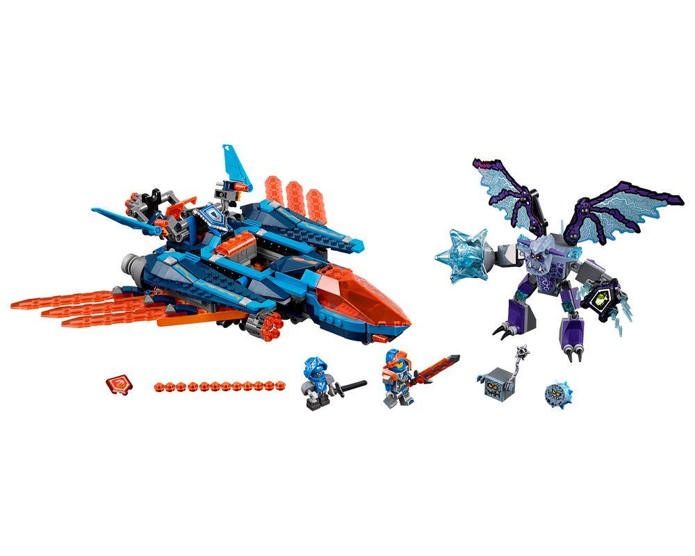 LEGO Set 70351-1 Clay's Falcon Fighter Blaster (LEGO - Model)