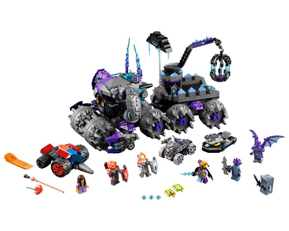 LEGO Set 70352-1 Jestro's Headquarters (LEGO - Model)