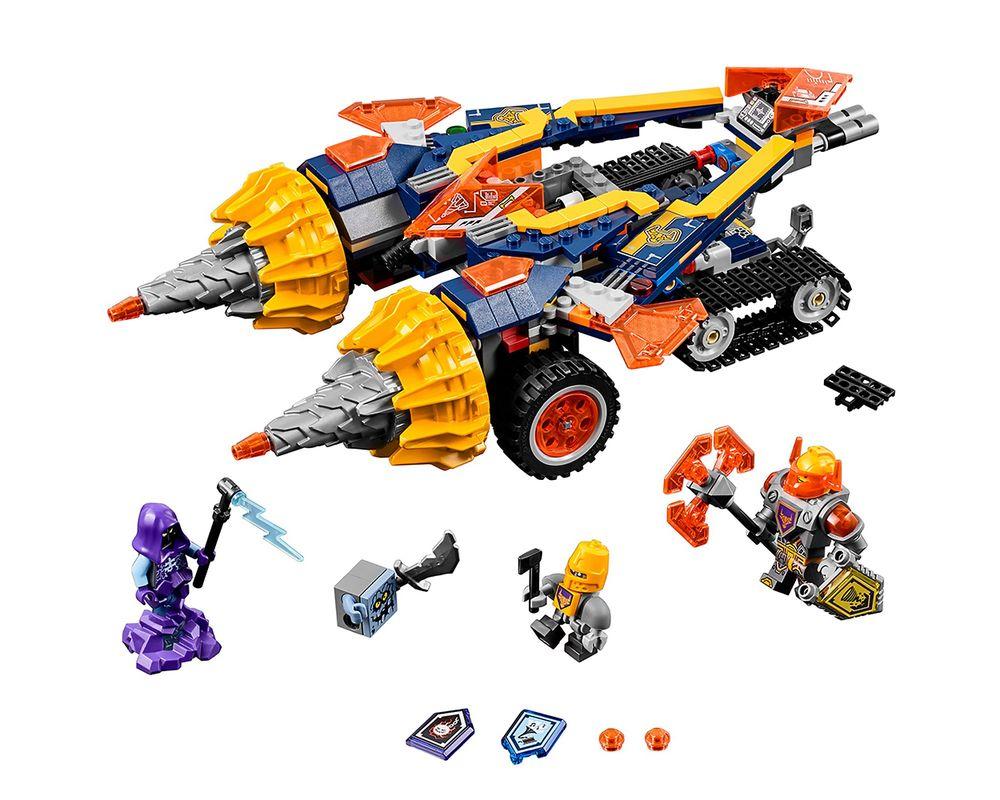 LEGO Set 70354-1 Axl's Rumble Maker