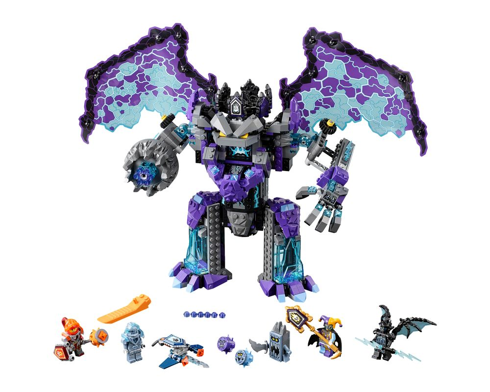 LEGO Set 70356-1 The Stone Colossus of Ultimate Destruction (Model - A-Model)