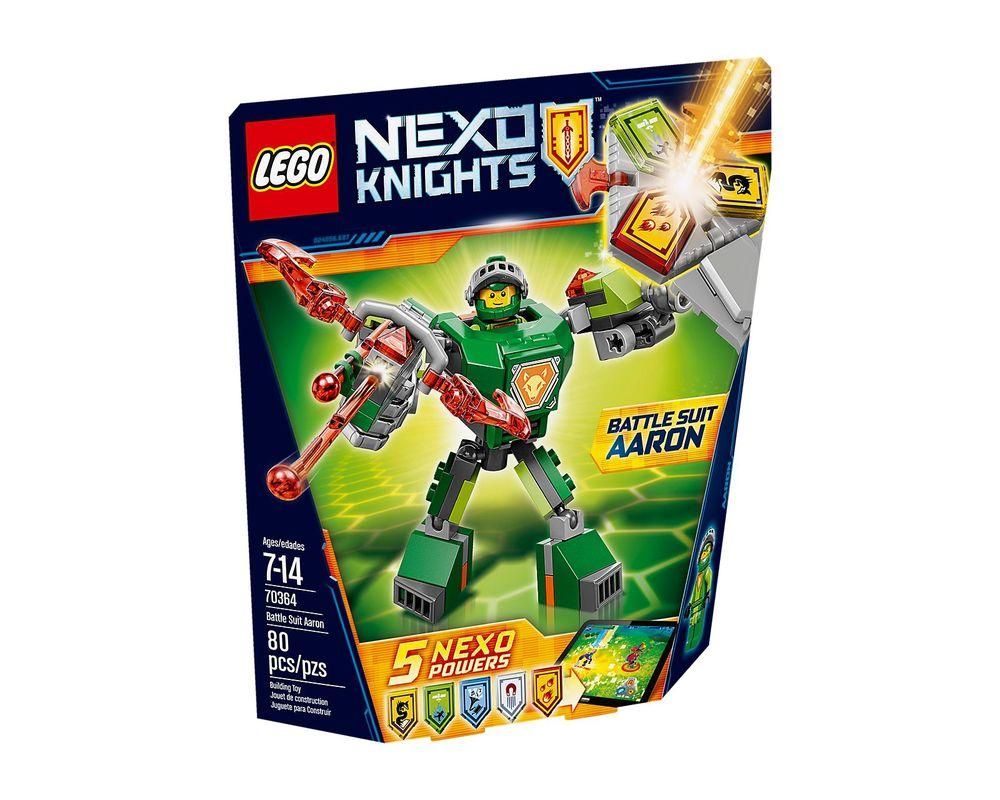 LEGO Set 70364-1 Battle Suit Aaron