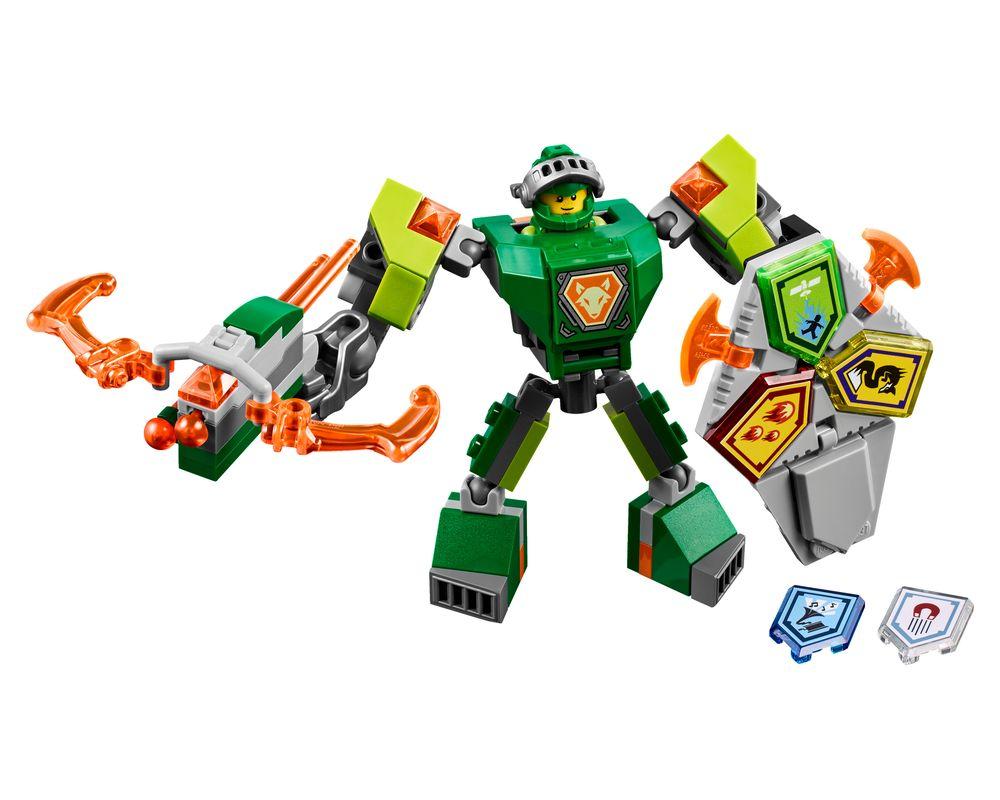 LEGO Set 70364-1 Battle Suit Aaron (LEGO - Model)