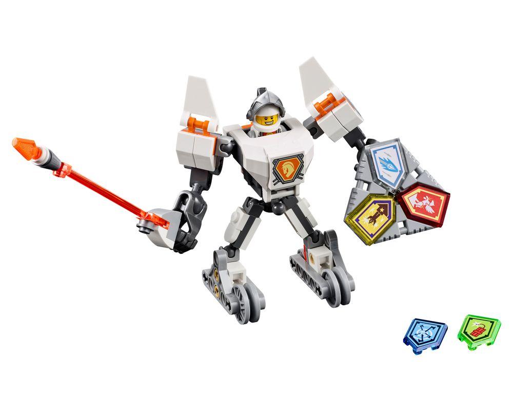 LEGO Set 70366-1 Battle Suit Lance (Model - A-Model)