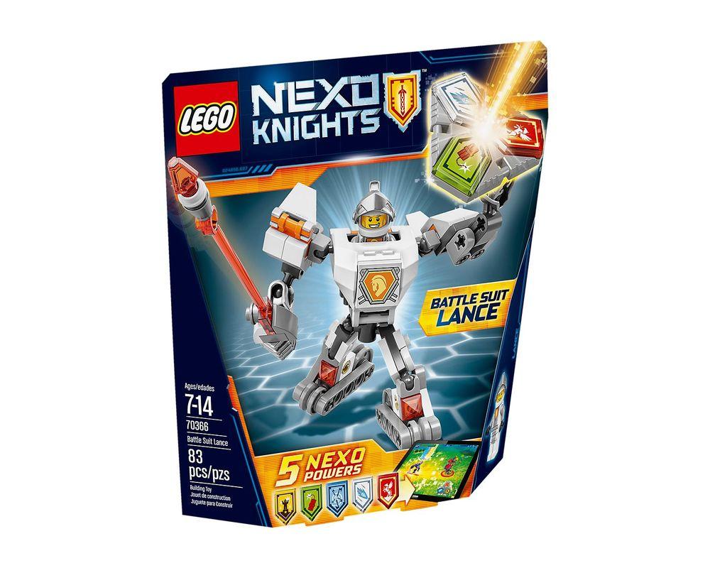 LEGO Set 70366-1 Battle Suit Lance