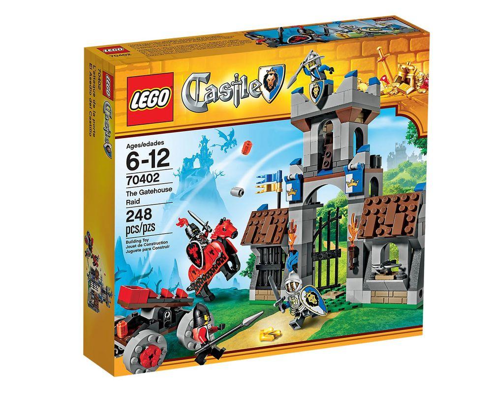 LEGO Set 70402-1 The Gatehouse Raid