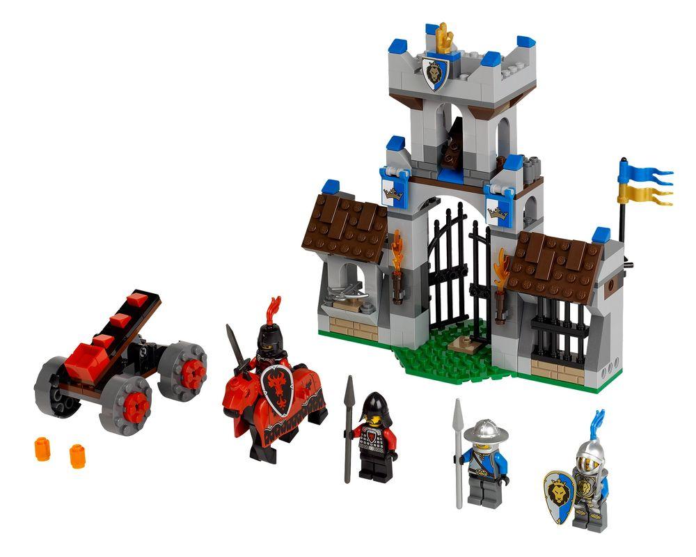 LEGO Set 70402-1 The Gatehouse Raid (LEGO - Model)