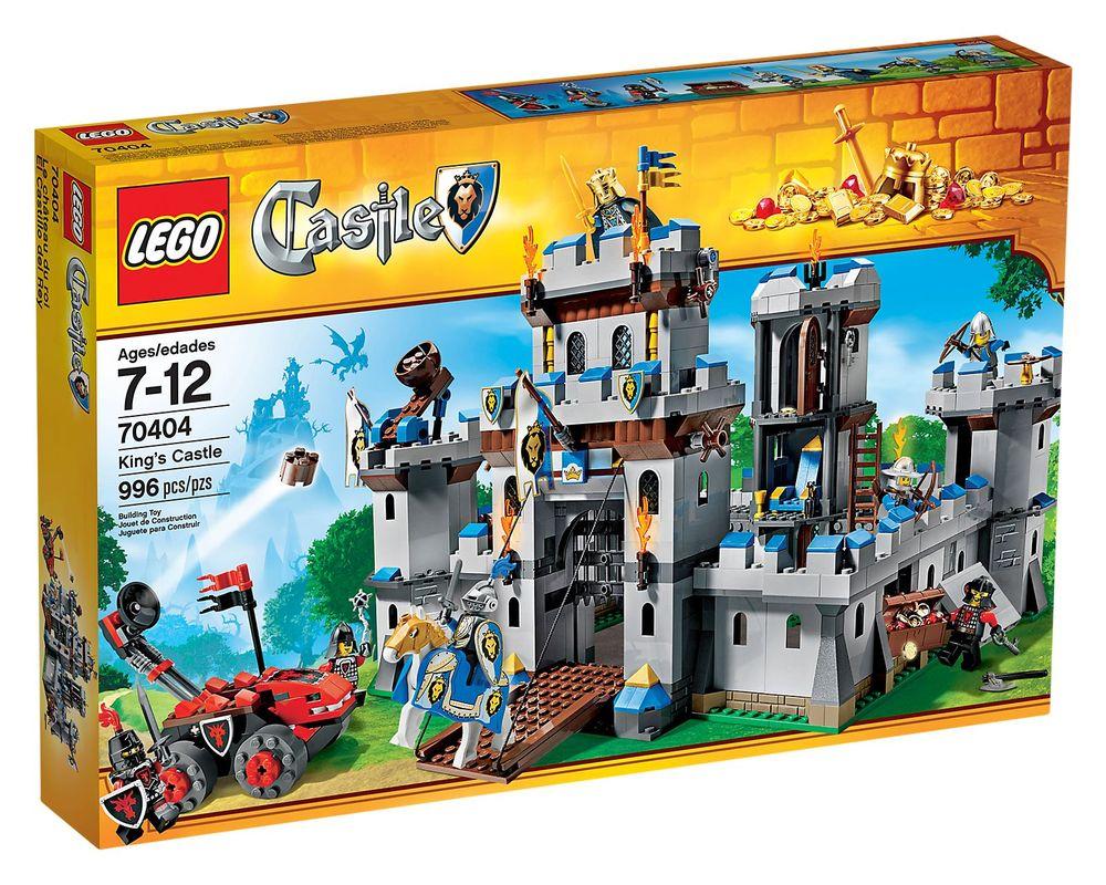 LEGO Set 70404-1 King's Castle