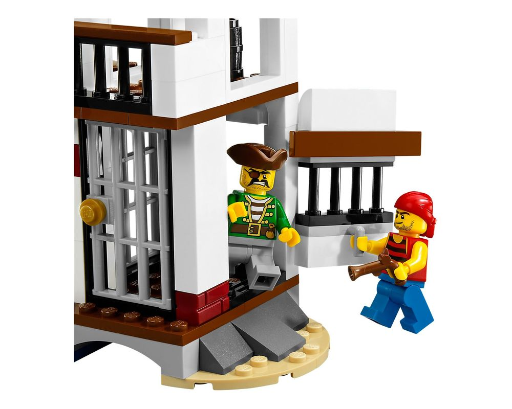 LEGO Set 70412-1 Soldiers Fort