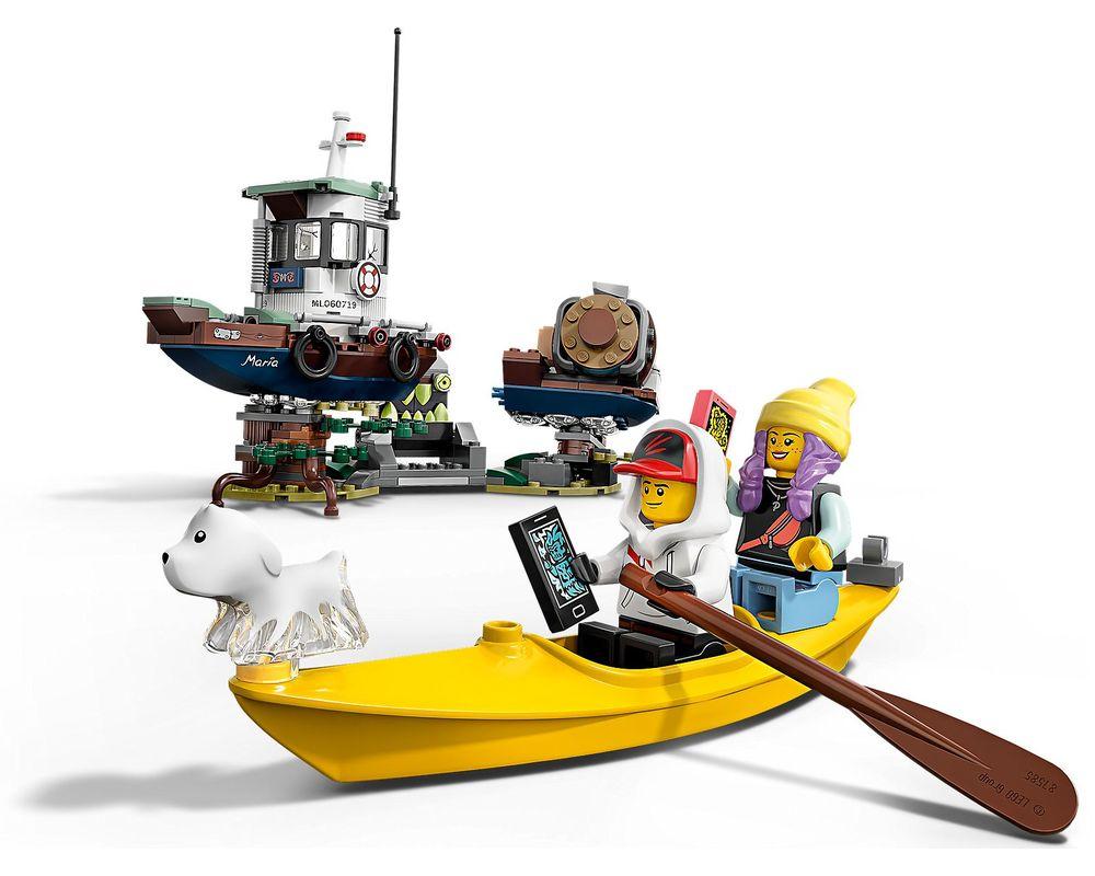 LEGO Set 70419-1 Wrecked Shrimp Boat