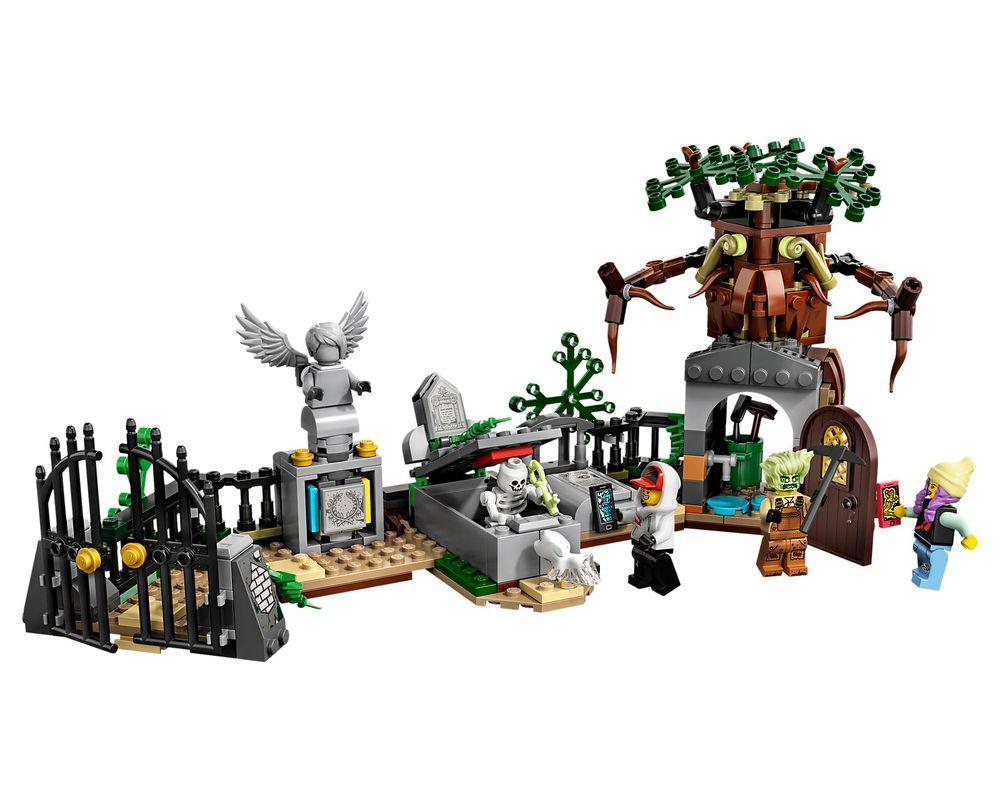 LEGO Set 70420-1 Graveyard Mystery (LEGO - Model)