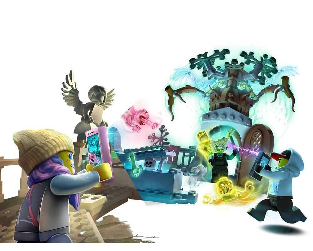 LEGO Set 70420-1 Graveyard Mystery