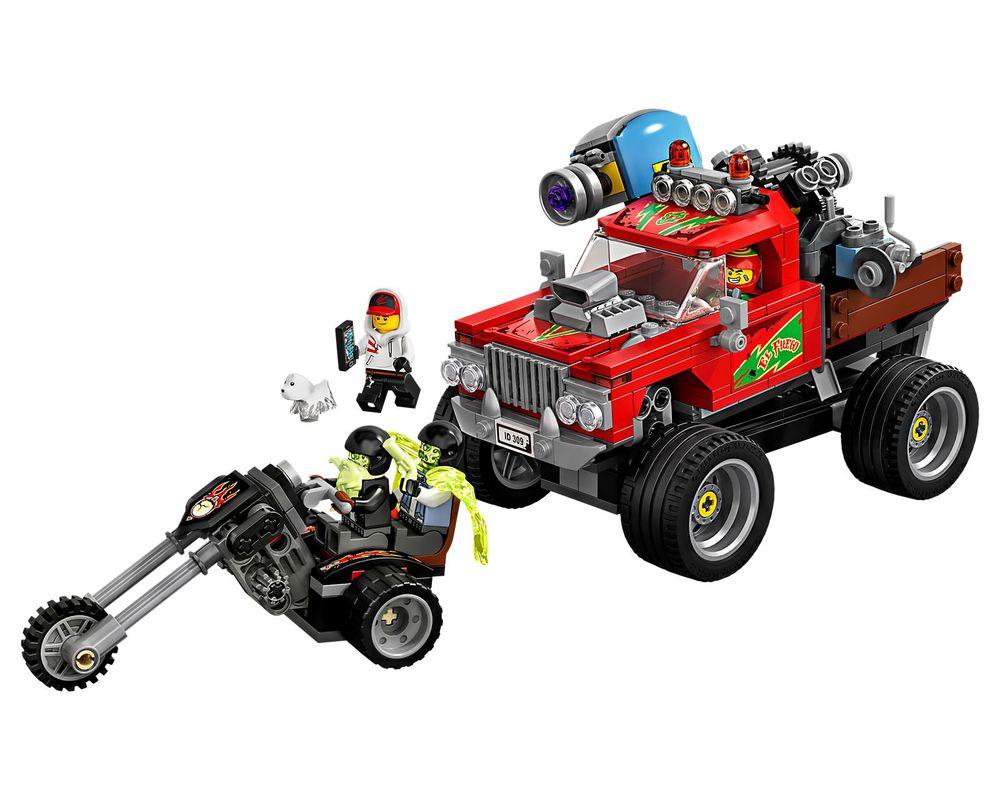 LEGO Set 70421-1 El Fuego's Stunt Truck