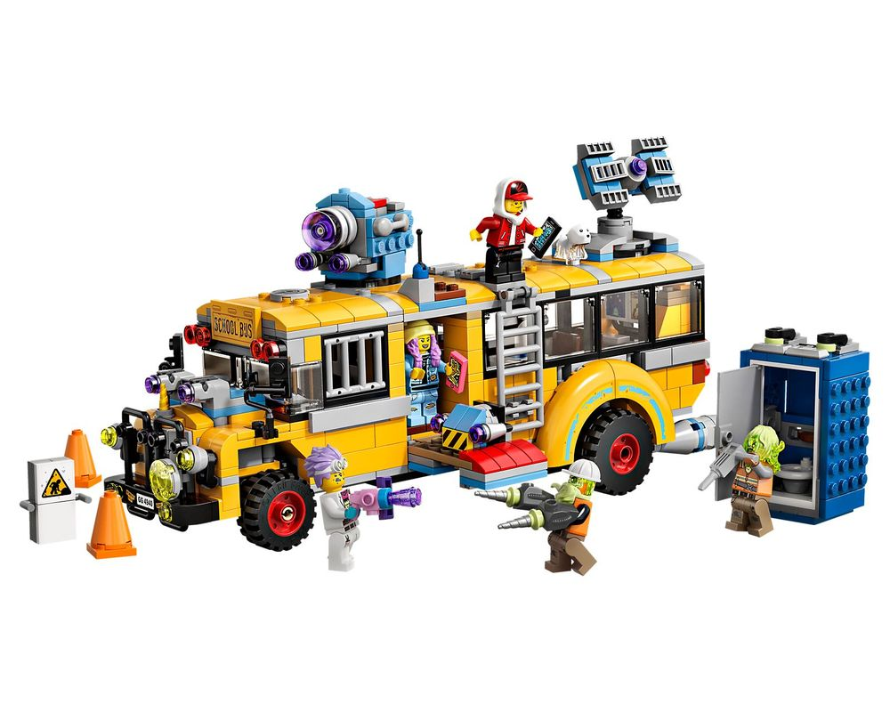 LEGO Set 70423-1 Paranormal Intercept Bus 3000 (Model - A-Model)