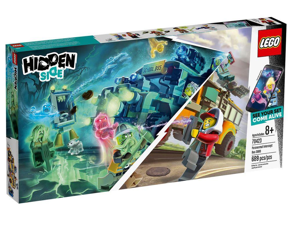 LEGO Set 70423-1 Paranormal Intercept Bus 3000