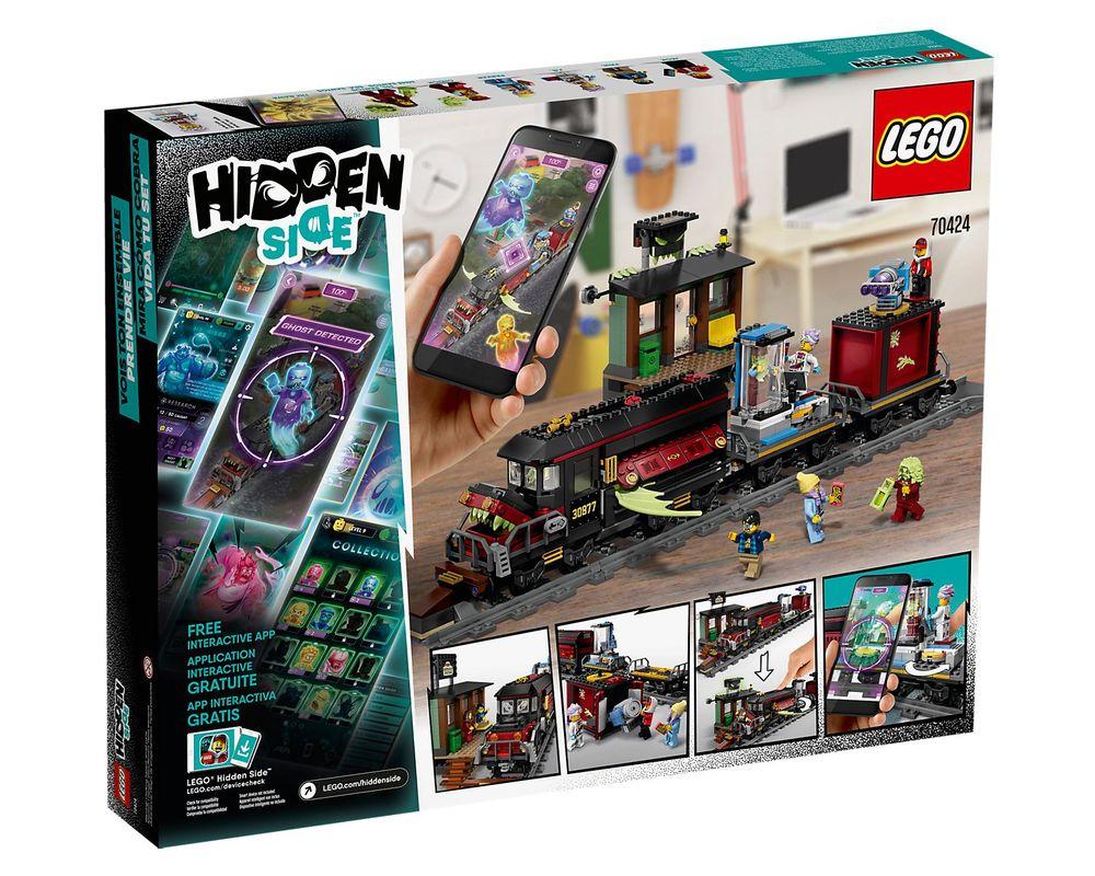 LEGO Set 70424-1 Ghost Train Express