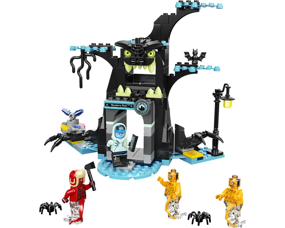 LEGO Set 70427-1 Welcome to the Hidden Side (Model - A-Model)