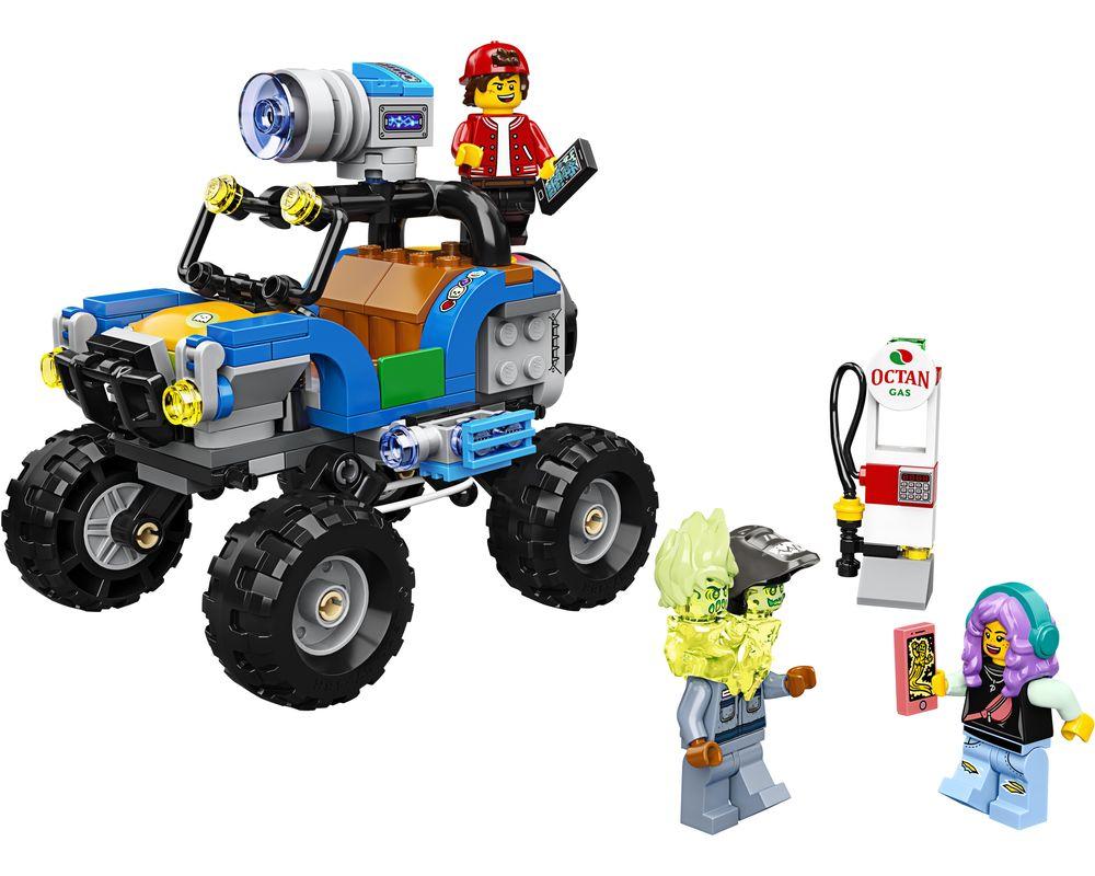 LEGO Set 70428-1 Jack's Beach Buggy (LEGO - Model)