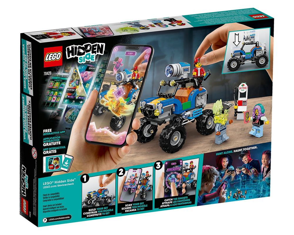 LEGO Set 70428-1 Jack's Beach Buggy