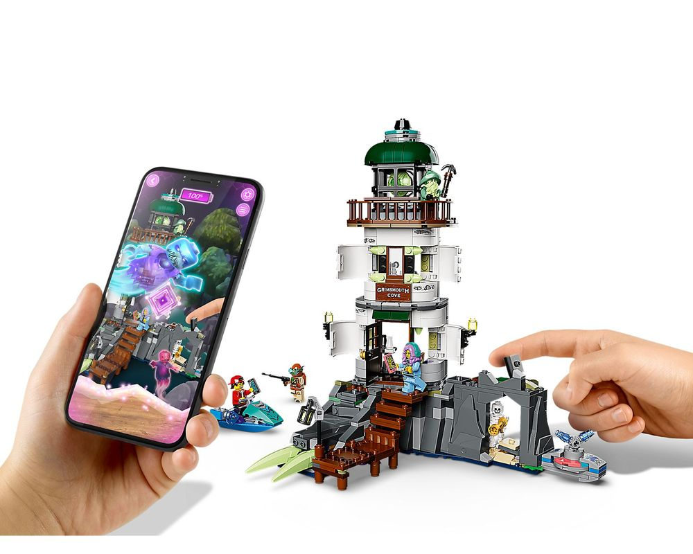 LEGO Set 70431-1 The Lighthouse of Darkness (Model - A-Model)