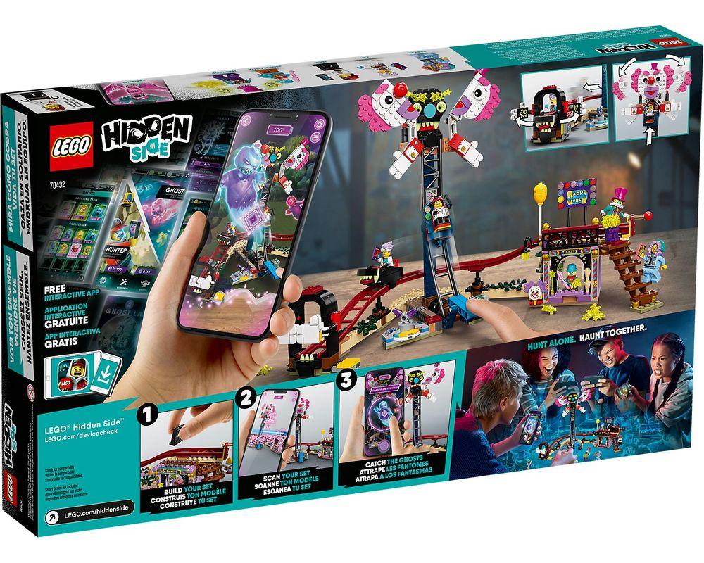 LEGO Set 70432-1 Haunted Fairground