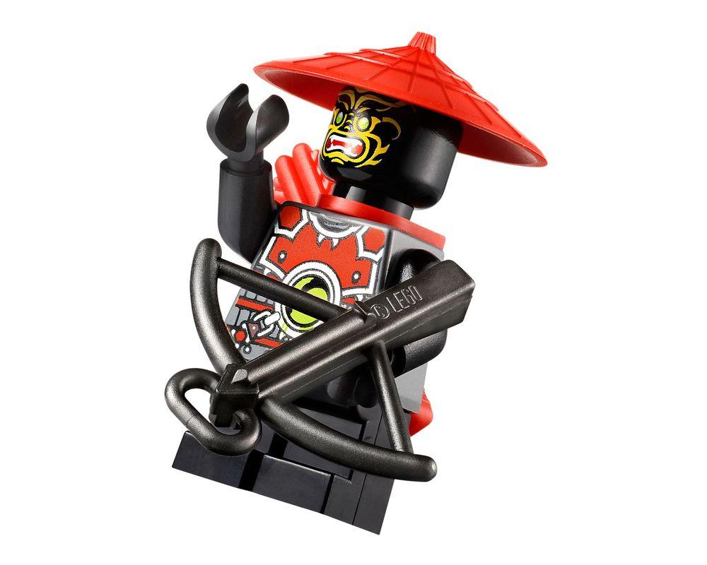 LEGO Set 70500-1 Kai's Fire Mech