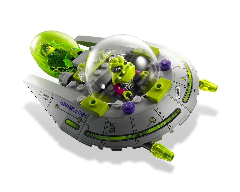 LEGO Set 7051-1 Tripod Invader