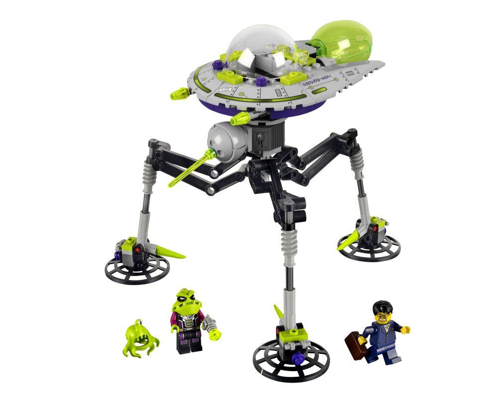 LEGO Set 7051-1 Tripod Invader (LEGO - Model)