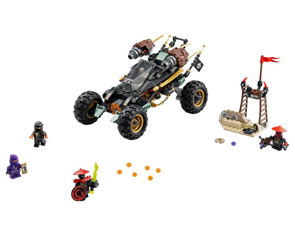 LEGO Set 70589-1 Rock Roader (Model - A-Model)
