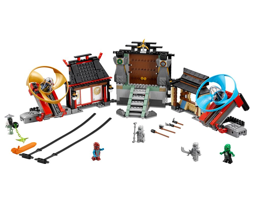 LEGO Set 70590-1 Airjitzu Battle Grounds (Model - A-Model)
