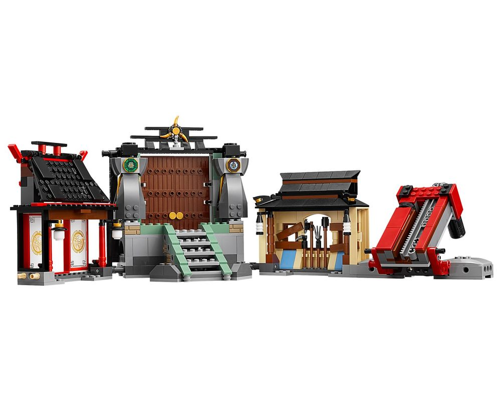 LEGO Set 70590-1 Airjitzu Battle Grounds