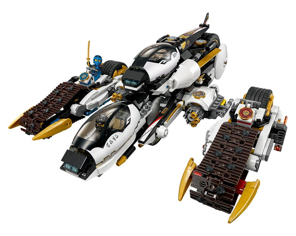LEGO Set 70595-1 Ultra Stealth Raider