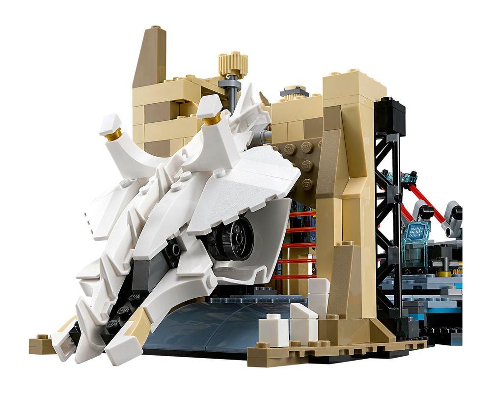 LEGO Set 70596-1 Samurai X Cave Chaos