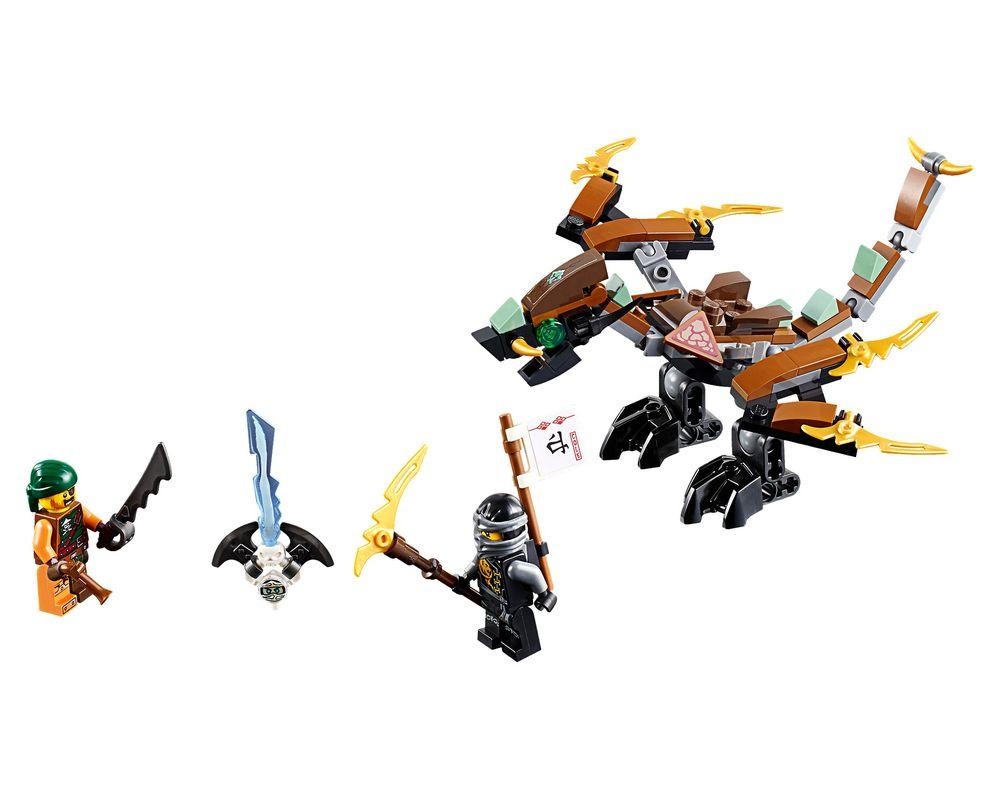 LEGO Set 70599-1 Cole's Dragon (LEGO - Model)