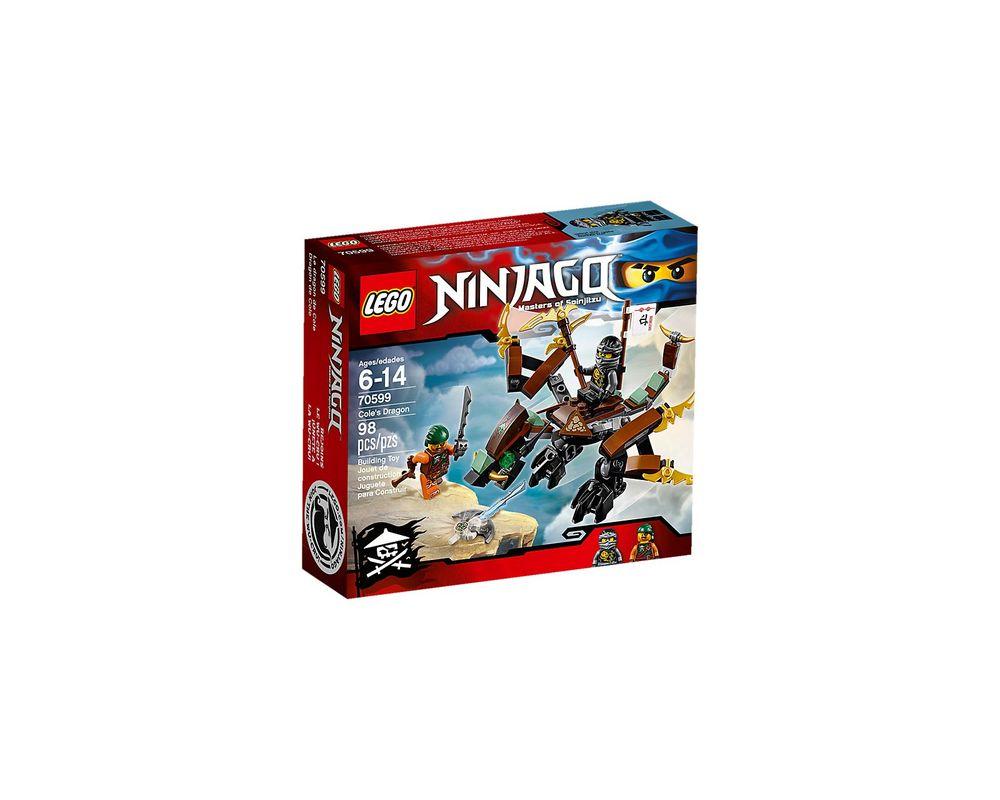 LEGO Set 70599-1 Cole's Dragon