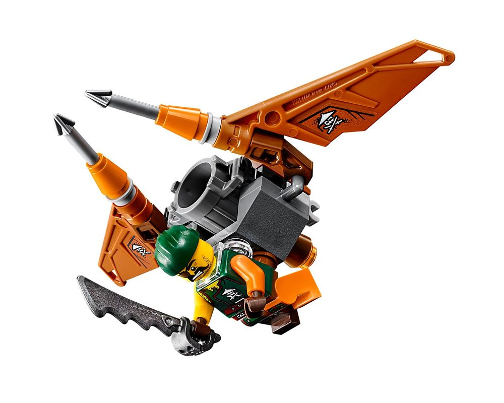 LEGO Set 70600-1 Ninja Bike Chase