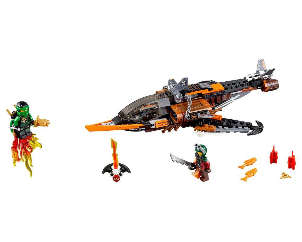 LEGO Set 70601-1 Sky Shark (Model - A-Model)
