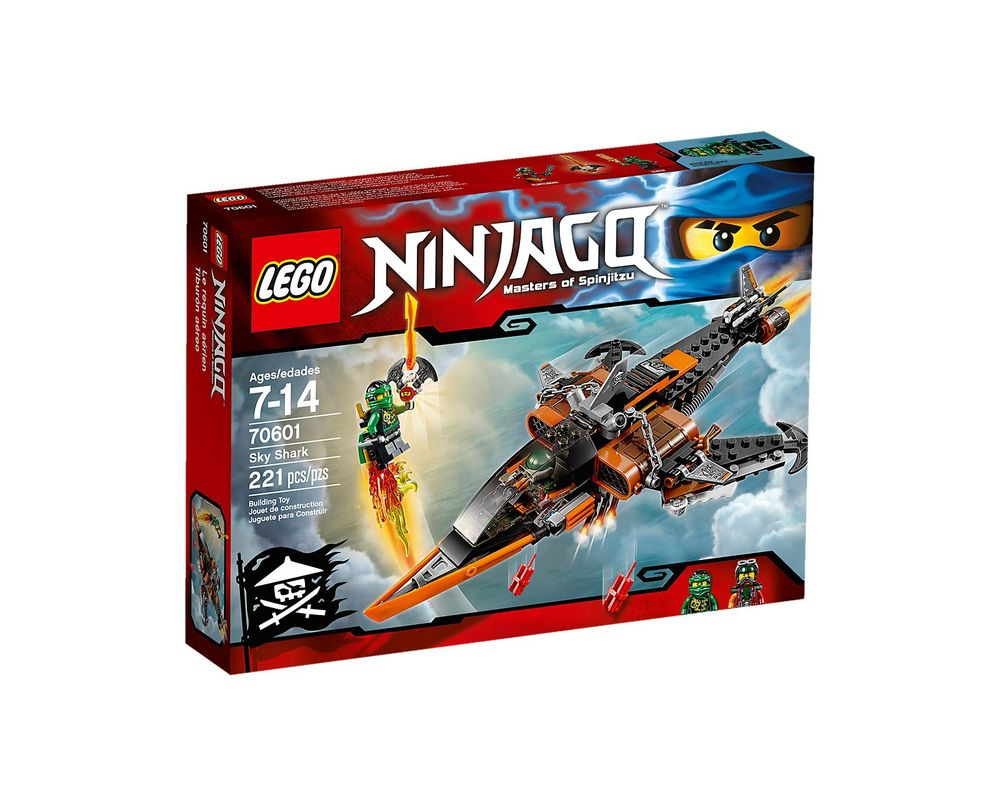 LEGO Set 70601-1 Sky Shark