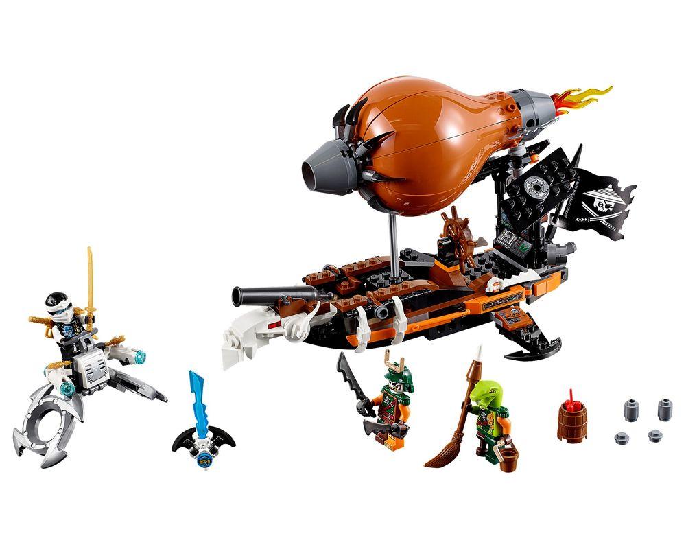 LEGO Set 70603-1 Raid Zeppelin (LEGO - Model)